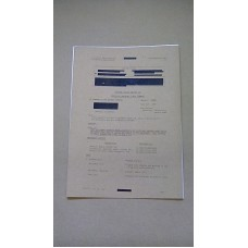 CLANSMAN PRC350 EMER DATA SUMMARY SUPPLEMENT